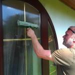 Mytí oken v rodinných domech Praha