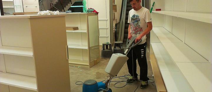 Generální čištění podlah Praha