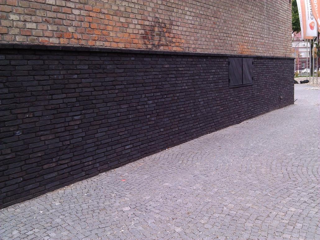 Antigraffity nátěr - odstranění Brno