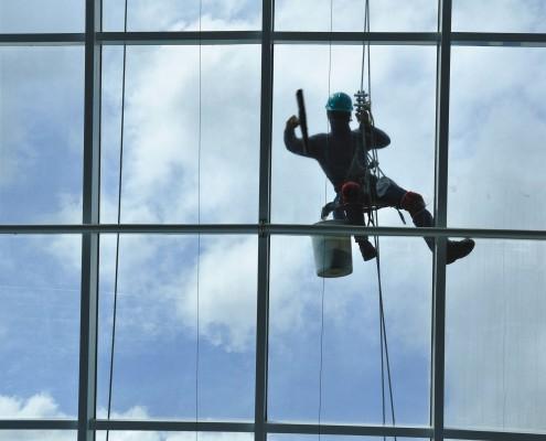 Brno mytí oken